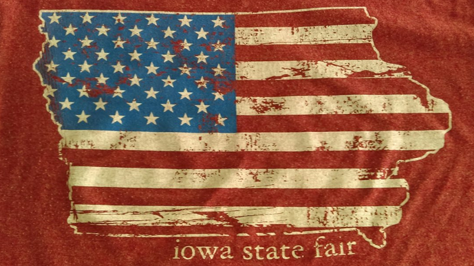 Made in the USA! Made in Iowa!