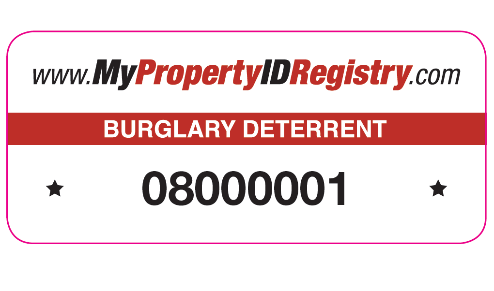 Id Tags: The Tip of the Spear for Home Security