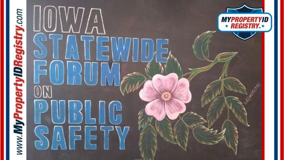 Iowa Statewide Forum On Public Safety