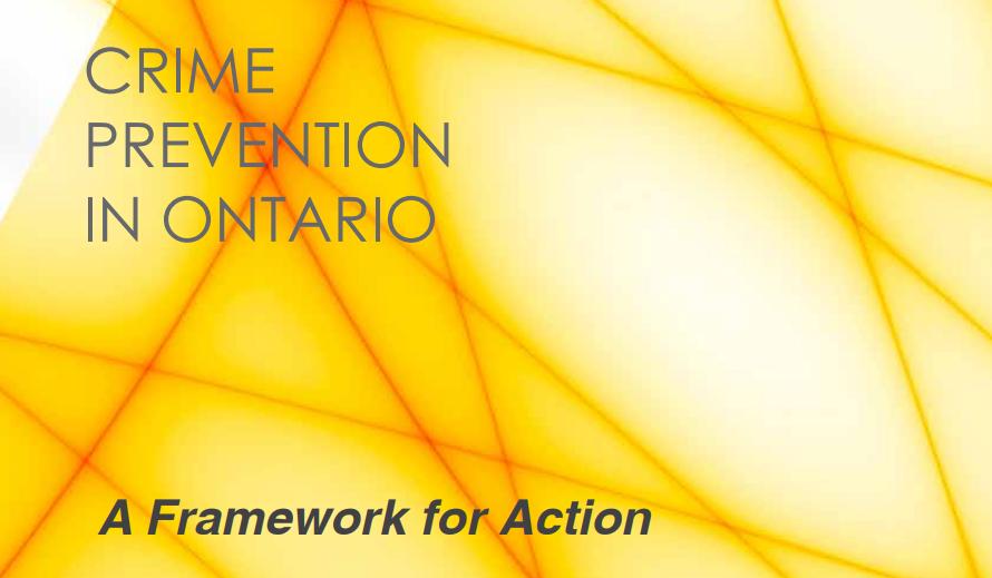 Revitalizing Core Crime-Prevention Strategies