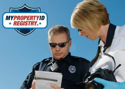 Crime Report website