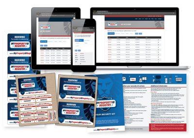 Security Kit website